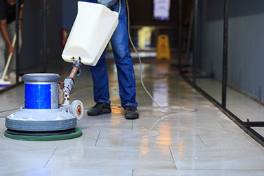 Strip Waxing Floors Town Country Building Services